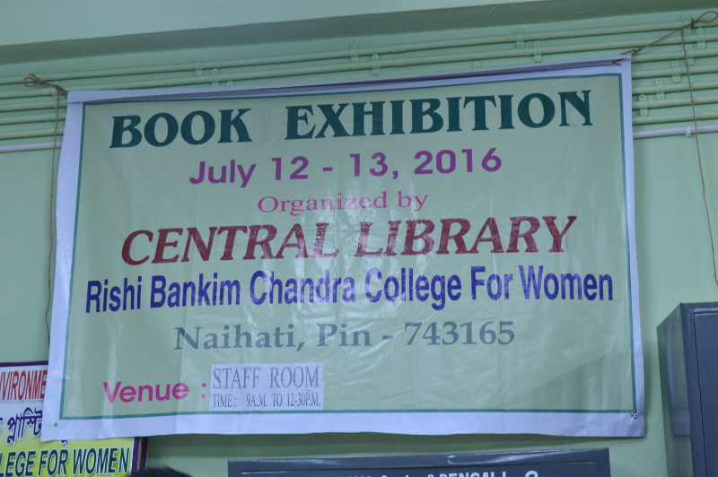 Book Exhibition - July 12-13, 2016